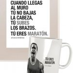 Kit regalo runner maratón muro