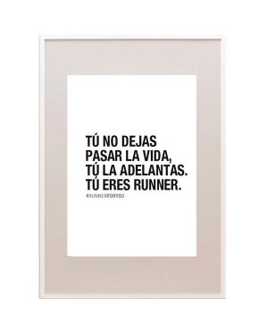 Lámina motivación running