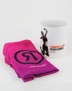 Kit regalo navidad runner