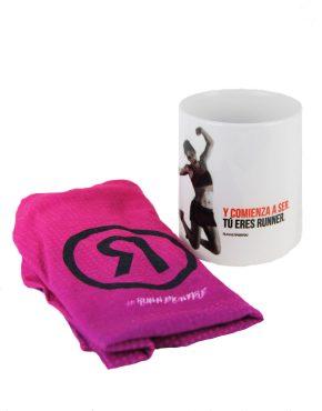 Kit regalo para runner