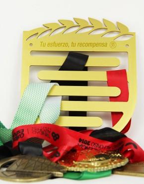 Medallero Running Porta Medallas