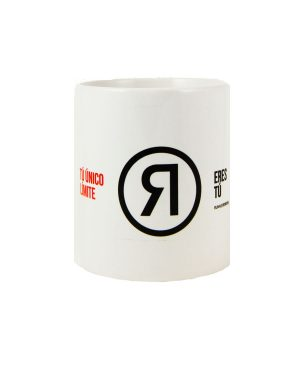 Taza running white