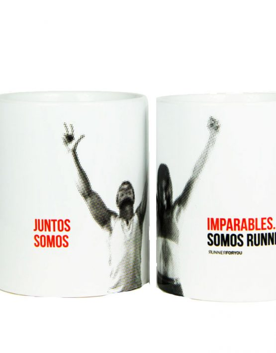 Taza running imparables