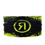 Headband running amarilla