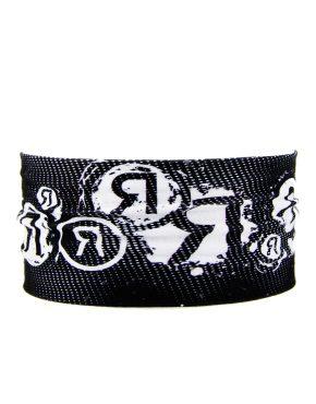 Headband running negra