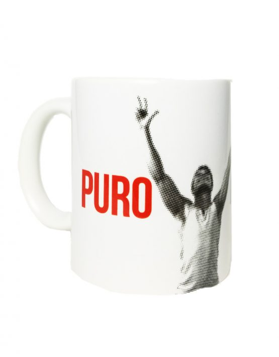 Taza running medio maraton men